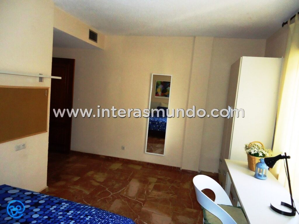 Room with bathroom for Erasmus