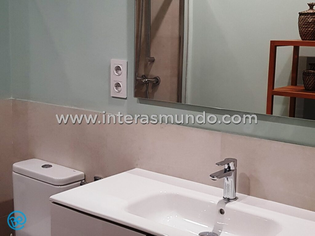 Accommodation with private bathroom