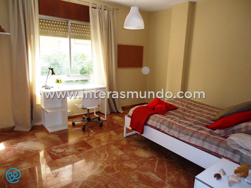 Room for Erasmus with bathroom