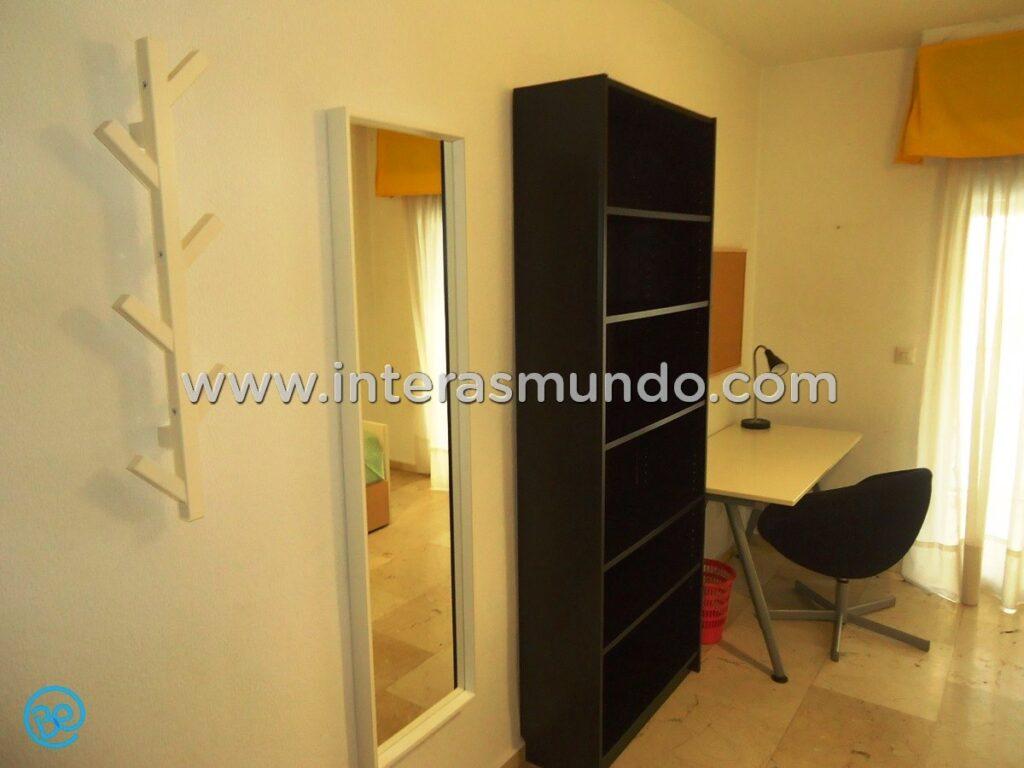 Room for Erasmus in Córdoba