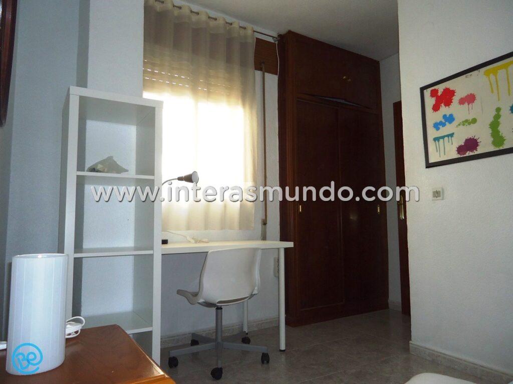 Accommodation in Ciudad Jardín