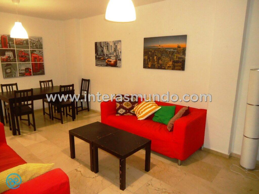 Student accommodation for Erasmus