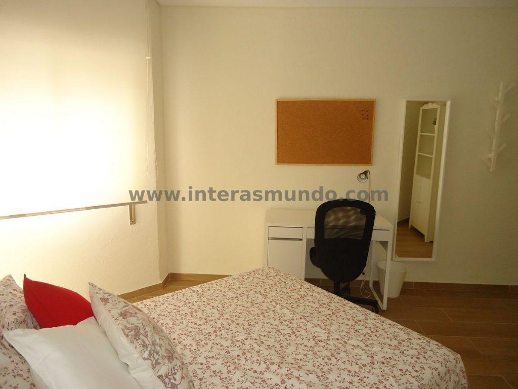 Erasmus student accommodation in Ciudad Jardín, Córdoba, in Camino de los Sastres